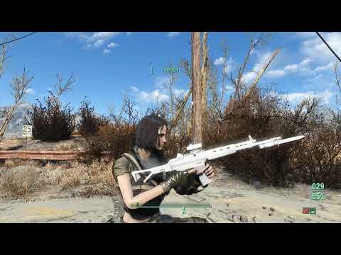 fallout 4 wip mod - cinemapichollu
