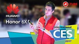 CES 2017: смартфон Huawei Honor 6X