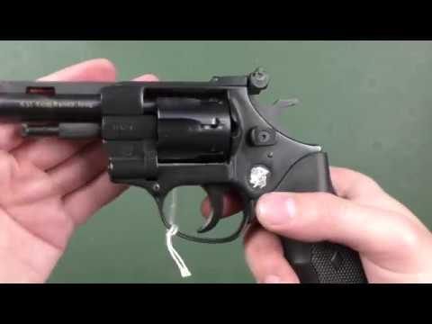 "Револьвер Weihrauch HW4 4"" з пластикової держаком"