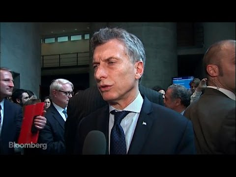 Argentinian President: Brexit Is an Opportunity for South America