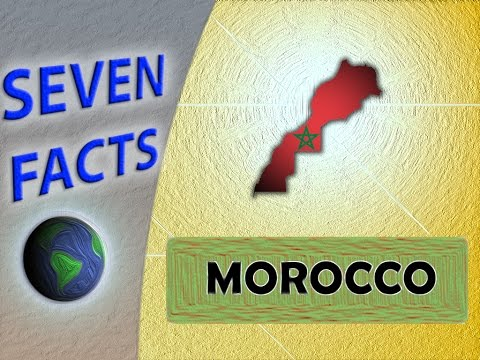 7 Facts about Morocco