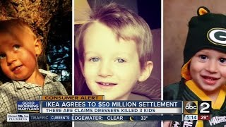 Ikea Agrees To $50 Million Settlement In Dresser Deaths