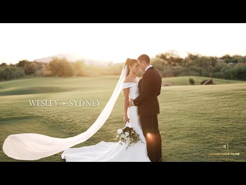 Wesley + Sydney | Mirabel Wedding