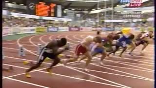 Андрей Епишин, Рекорд России На 100м 10.10 NR