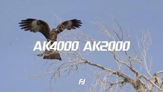 Introducing the AK4000/AK2000 | FeiyuTech