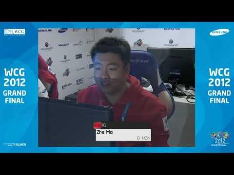 [WCG2012GF] CHN CF IG vs Freedom (FINAL)