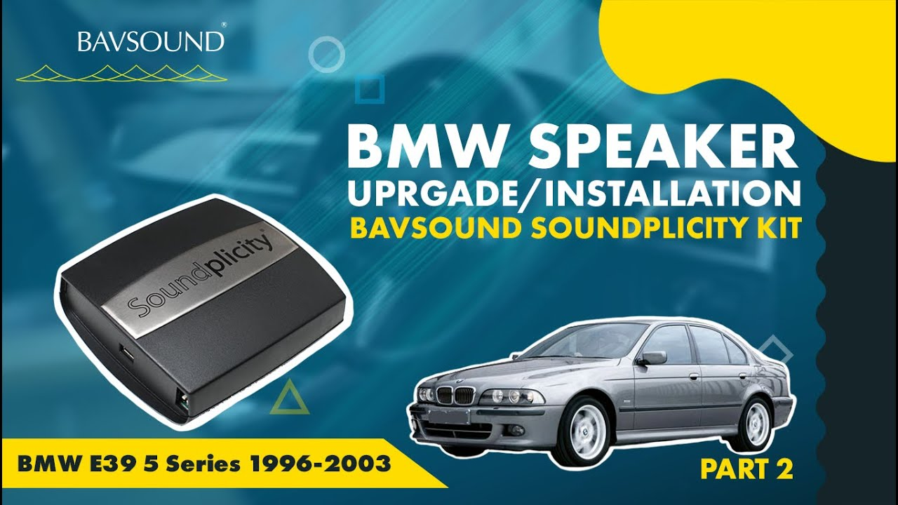 Bmw Ipod Iphone Kit Installation E39 5 Series 1996 2003