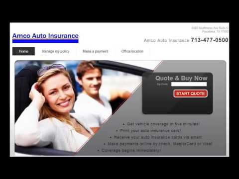 car insurance pasadena