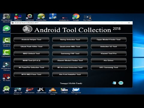 All In One Android Tool Collection 2018 All Frp And IMEI Tool