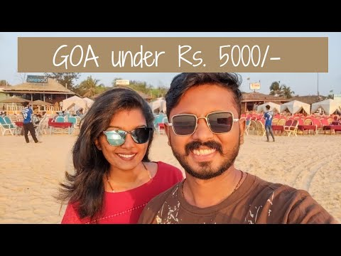 How to plan a trip to Goa under Rs. 5000 | Goa trip cheapest package