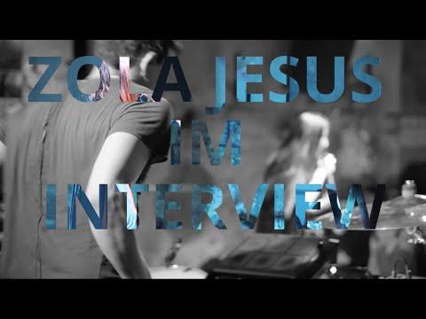 Zola Jesus im Interview /// motor.de