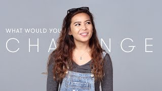 100 People Tell Us What They Would Change About Themselves | Keep it 100 | Cut