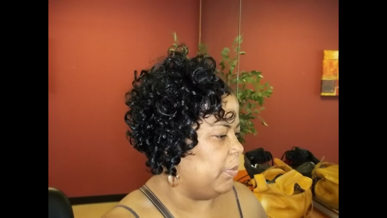 Curly Hairstyles For A Wedding