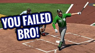 mlb the show 16 i think he might regret that decision diamond dynasty 79