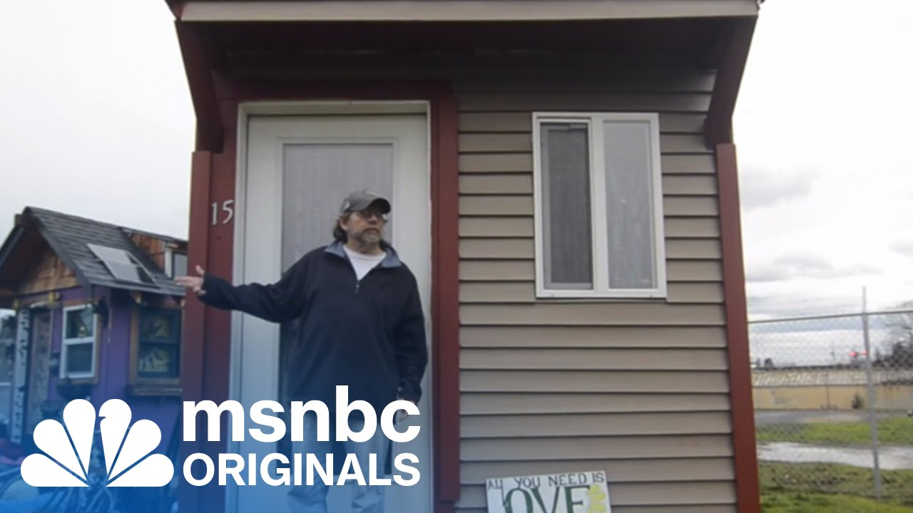What's It Like Living In A 6x10 Home? | Originals | msnbc