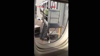 airline baggage fail   busted caught on camera