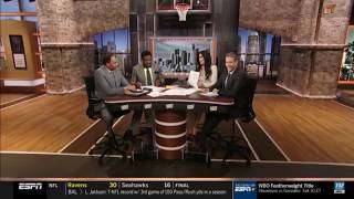 Stephen A INSISTS: Rodgers NOT be part of MVP conversation - Packers def. Raiders 42-24 | First Take