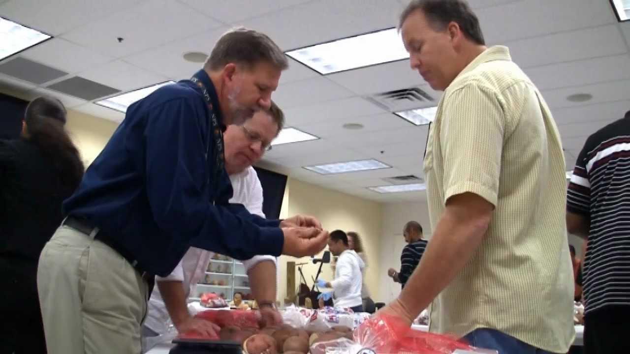 USDA Produce Inspection Program - YouTube