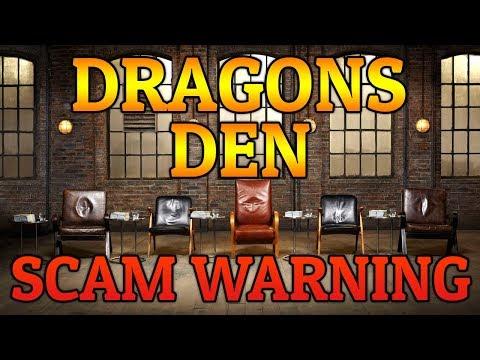 Dragons Den Scam