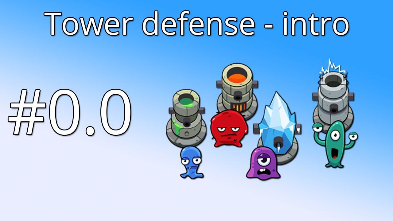 unity tower defense tutorial