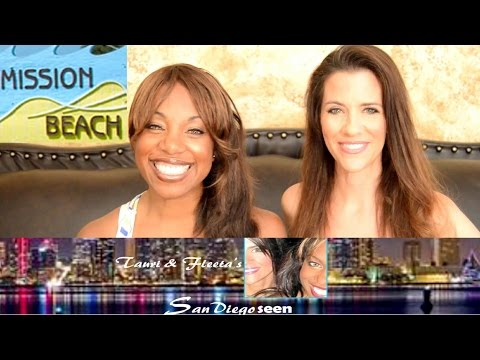 Mission Beach - San Diego Beaches - Things to do - As we have seen it...