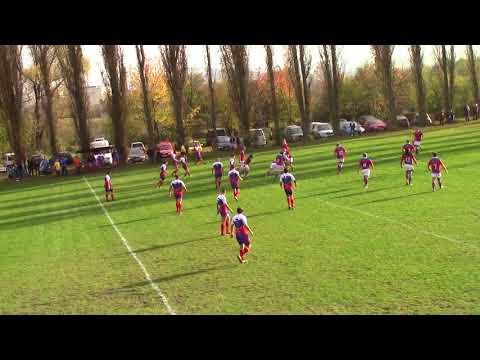 Czech republic vs. Norway - International rugby league - 21/10/2017