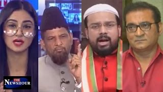 sonu nigam shaves head to crop hate? the newshour debate 19th april