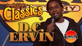 D.C. Ervin   Black Guilt   Laugh Factory Classics   Stand Up Comedy