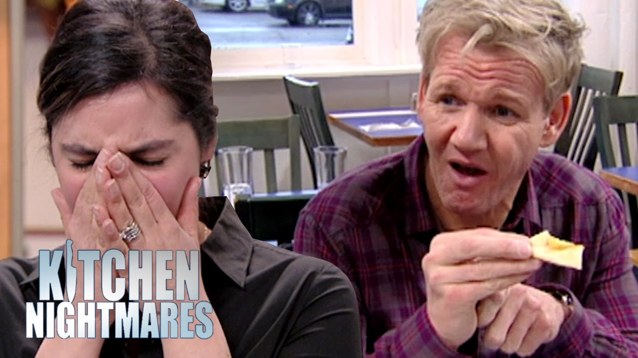 chef ramsay's criticisms reduce staff to tears - kitchen