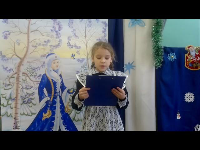 Изображение предпросмотра прочтения – ВикторияМаслова читает произведение «Ветхая избушка» А.А.Блока