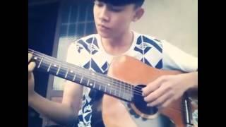 Giá như có thể ôm ai và khóc guitar By Huỳnh Trường