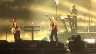 Never Let Me Down - Depeche Mode / Athens 2017 ( Terra Vibe Park )