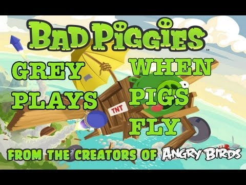 Bad Piggies - When pigs fly 5-8