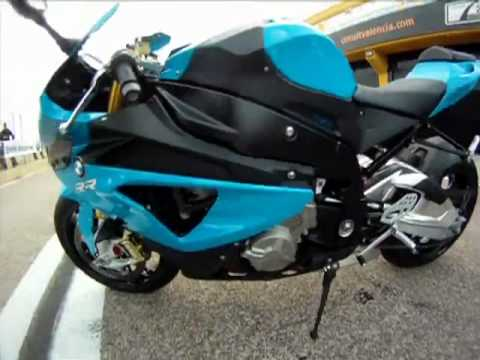 Teste Da Nova Bmw 1000rr Revistaextreme Com Youtube