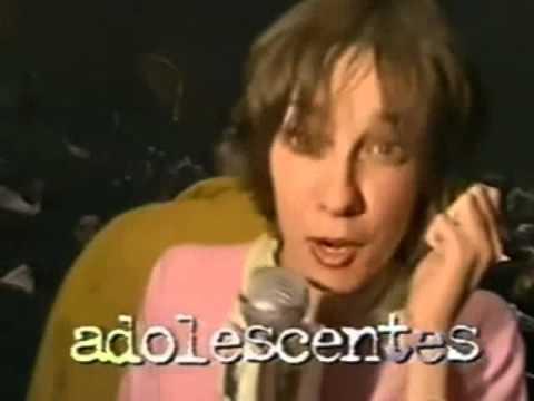 Cecilia Amenábar y Soda Stereo – El Rayo Teatro Gran Rex, Argentina ,1995