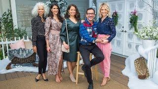 Lawrence Zarian's Fashion Forecast - Home & Family