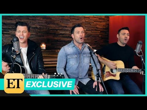 Watch BBMak Play Acoustic Version of Their Hit Song Back Here (Exclusive)