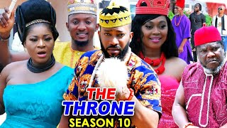 THE THRONE SEASON 10 - (New Movie) Fredrick Leonard 2020 Latest Nigerian Nollywood Movie