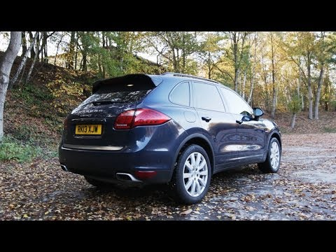 BMW X5 vs Porsche Cayenne vs Range Rover Sport video 3 of 4