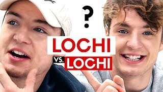 Lochi vs. Lochi - Intelligenz Test | Die Lochis