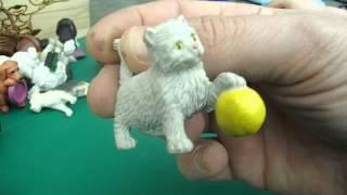 puppy in my pocket kitten in my pocket dogs and cats toys collection