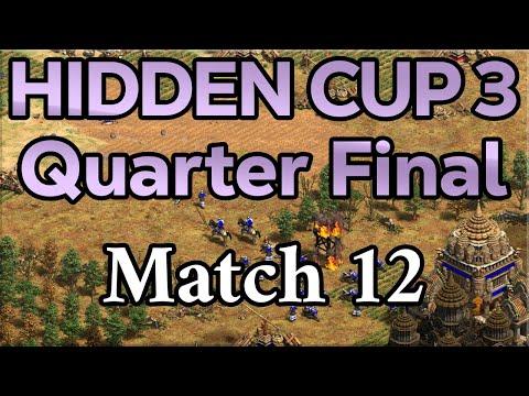 Hidden Cup 3 | Quarterfinal #4 [Match 12]