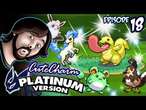 Colorful LIVE Shiny Finds! Ep.18 Platinum Cute Charm