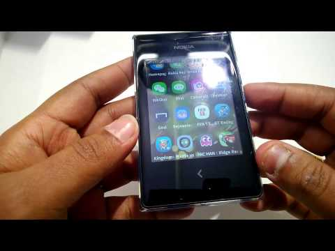 Nokia Asha 503 Hands on