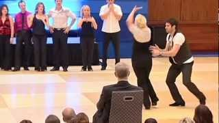 Ben Morris & Tatiana Mollmann - Liberty Swing 2012 Champions Strictly Swing