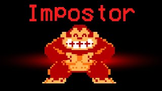 If Donkey Kong was the Impostor