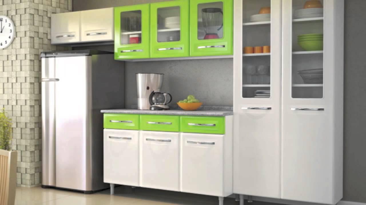 Bertolini amoblamientos en acero youtube for Cocinas homecenter