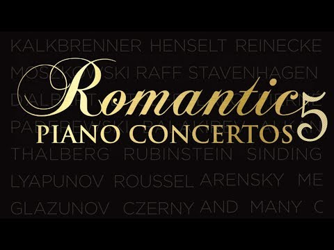 Romantic Piano Concertos 5 | Classical Piano Music of the Romantic Age