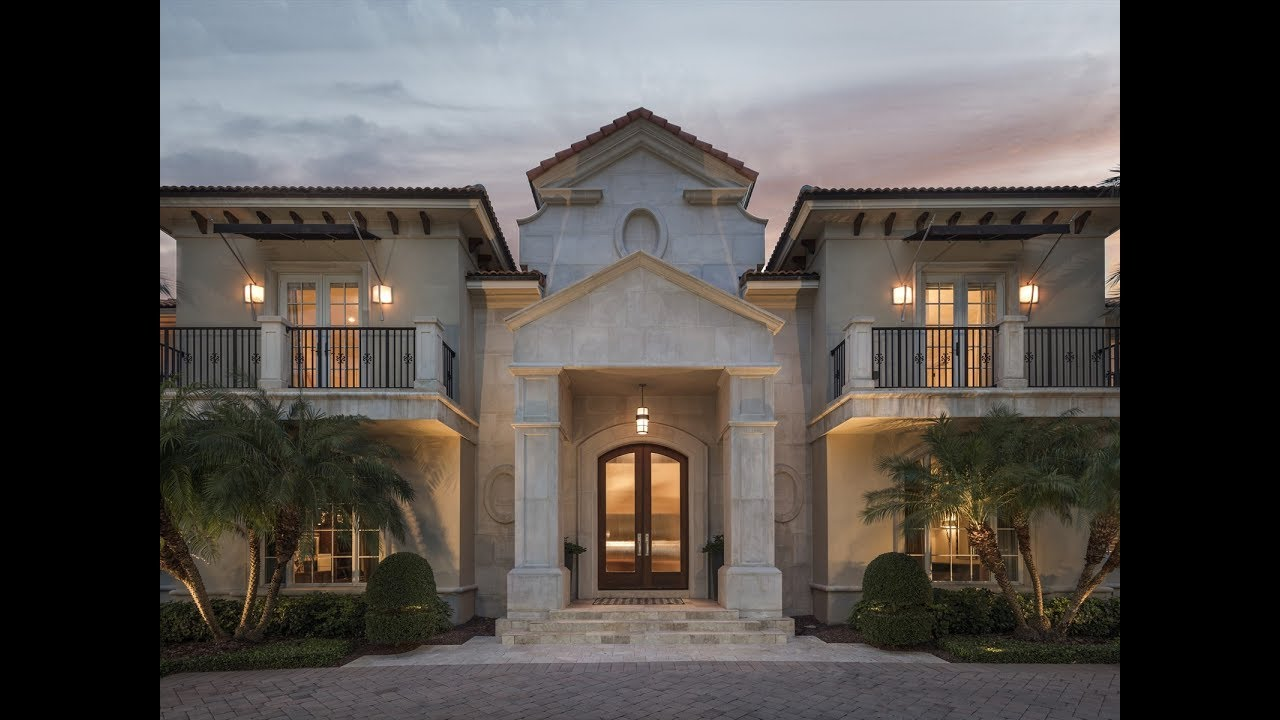 windermere florida mansion located  isleworth country club youtube