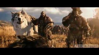 Международный трейлер фильма - Варкрафт  (720p)